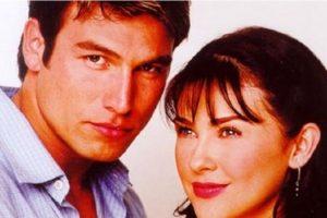 """En 2003 trabajó en """"Las vías del amor"""" Foto:Televisa. Imagen Por:"""