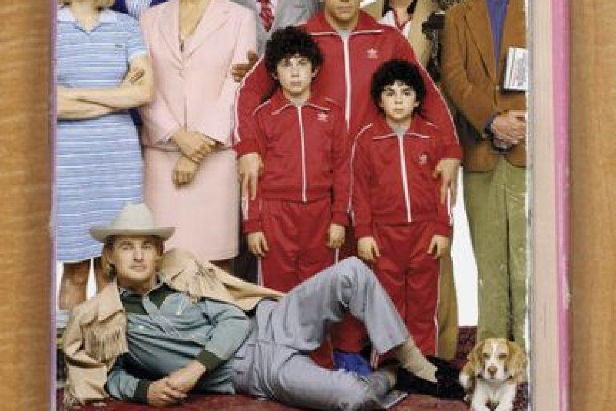 """""""Los excéntricos Tenenbaum"""" – Disponible a partir del 5 de noviembre. Foto:vía Netflix. Imagen Por:"""