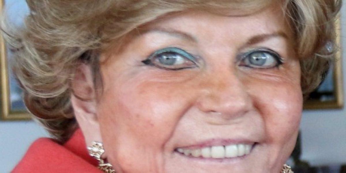 Fallece María Luisa Solari, una de las dueñas de Falabella