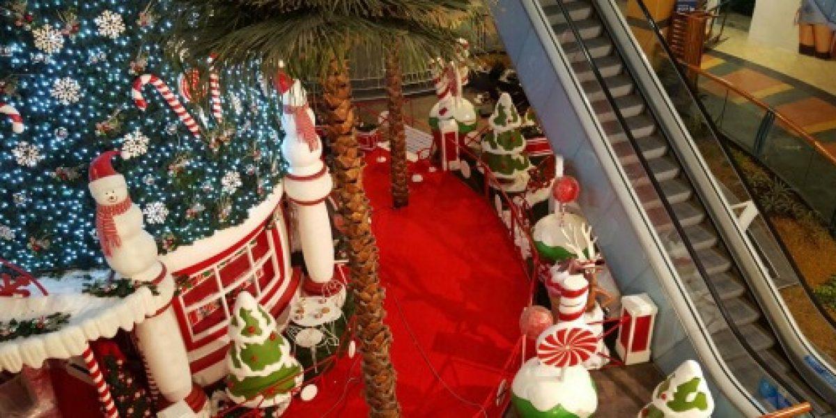 Por qué la Navidad parte tan anticipadamente en el comercio