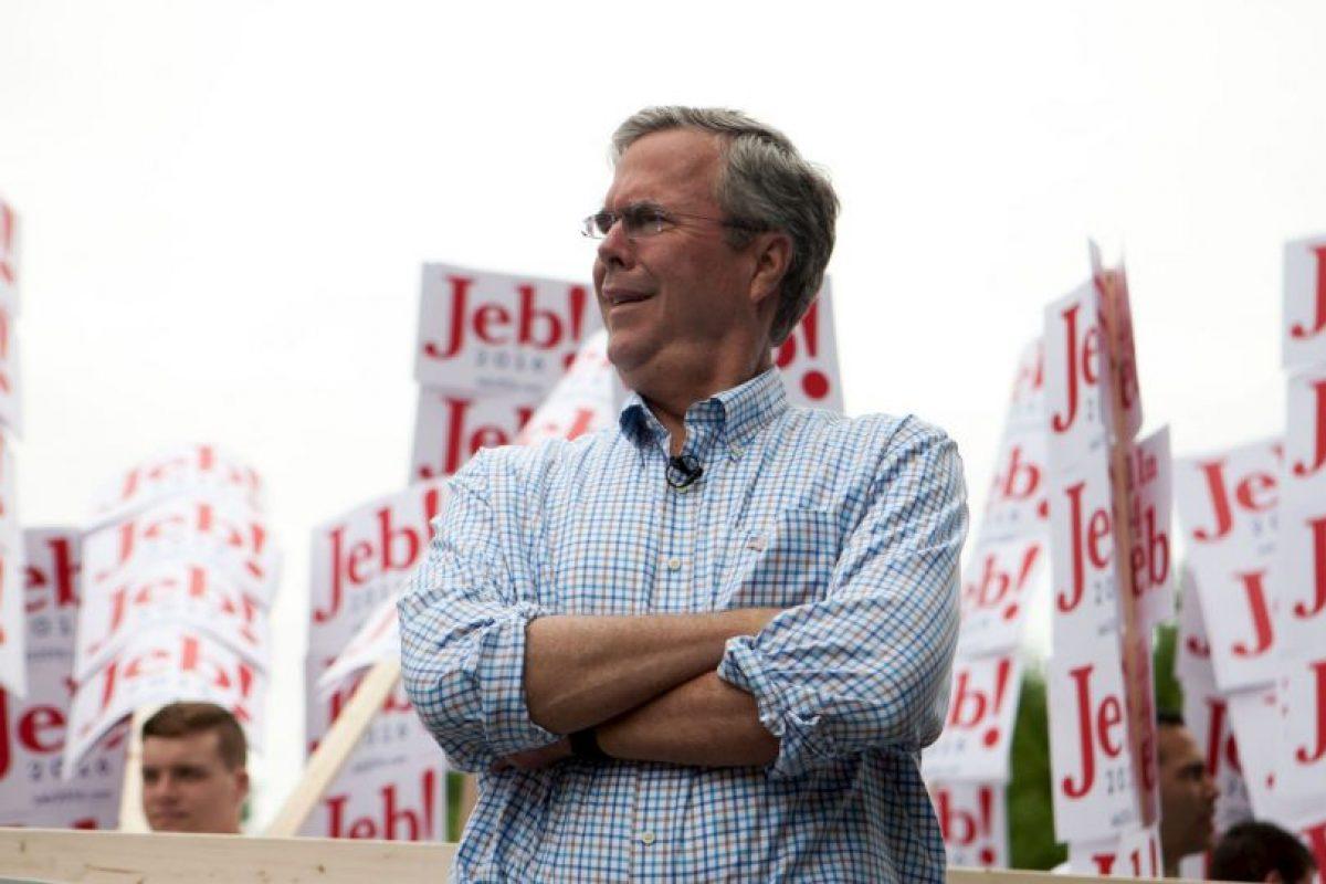 1. Guerra entre Jeb Bush y Marco Rubio- Foto:Getty Images. Imagen Por: