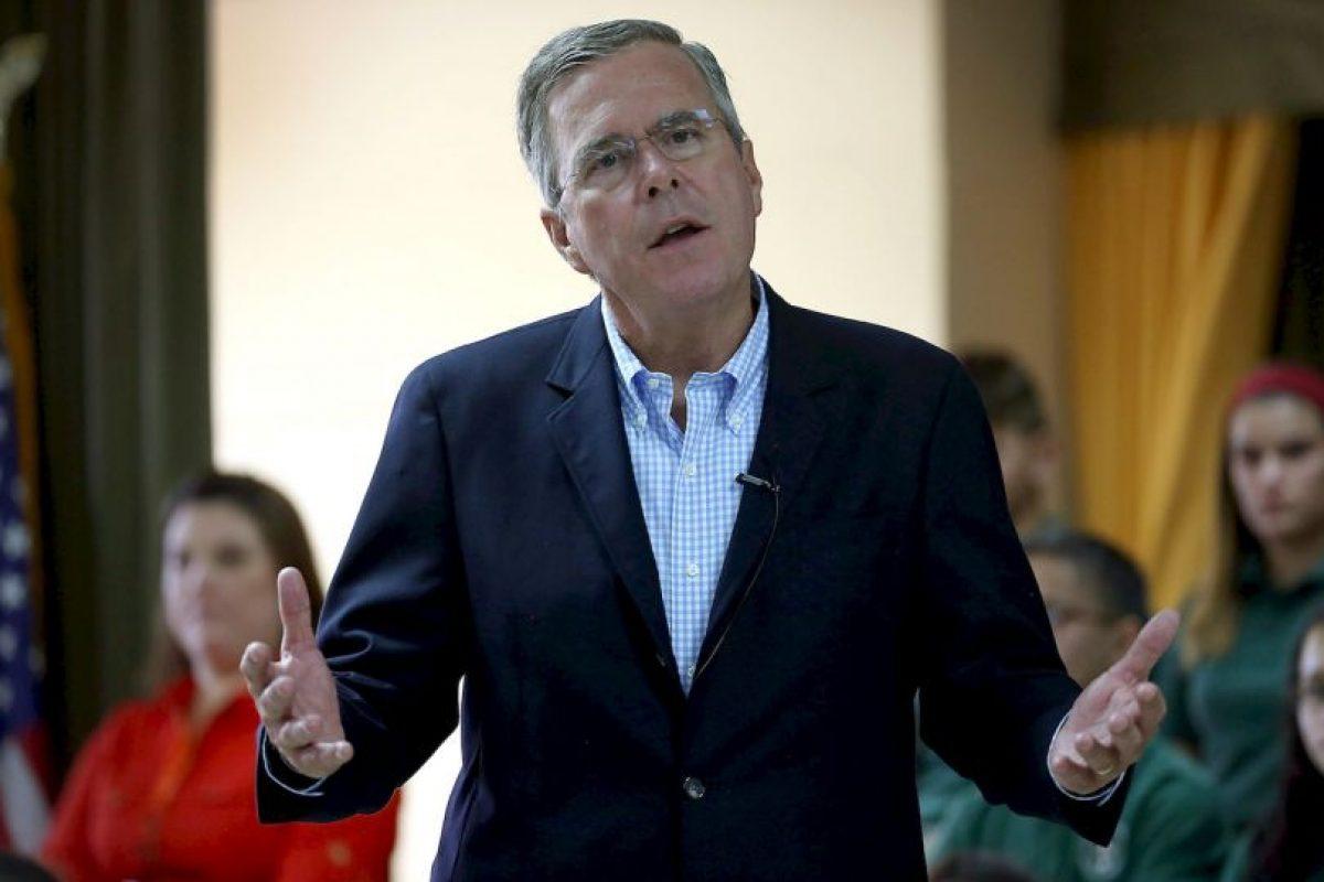 El senador mostró un buen desempeño e incluso fue el más buscado en Google durante el debate. Este propuso un sistema migratorio basado en méritos y se defendió de los ataques de Bush. Foto:Getty Images. Imagen Por:
