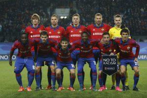 Recibe al CSKA Moscú Foto:Getty Images. Imagen Por: