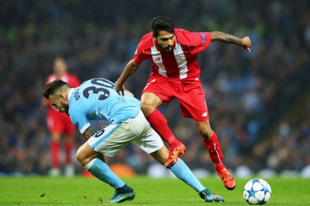 El City suma seis puntos, mientras que los españoles tienen tres y necesitan ganar para seguir con vida Foto:Getty Images. Imagen Por: