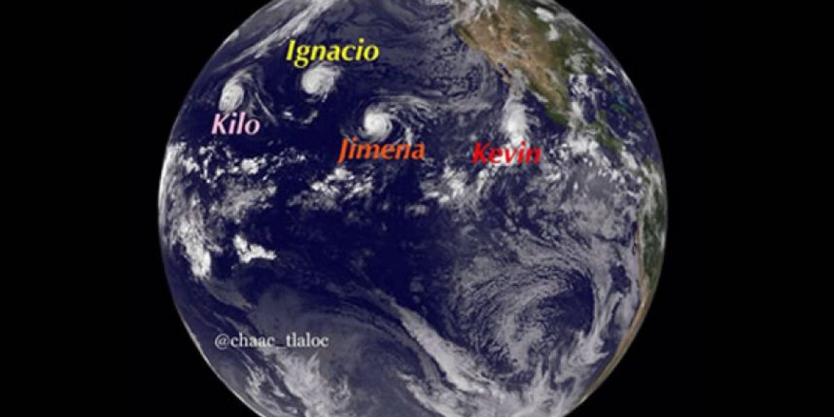 ¿Cómo se relacionan los nuevos fenómenos naturales con el cambio climático?