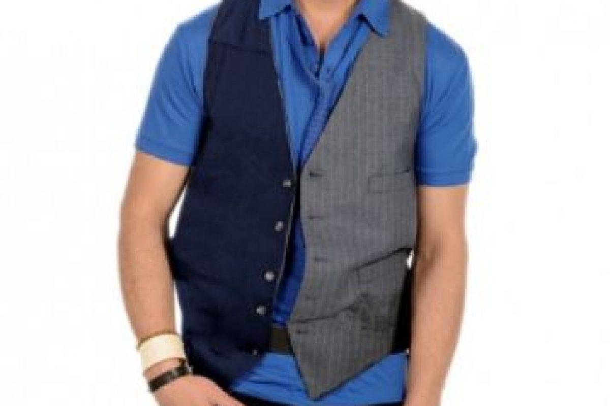 """Interpretó a """"Luca Grossi"""", un joven que también persigue el sueño de ser un gran músico. Foto:Televisa. Imagen Por:"""