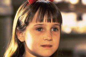 "Mara Wilson era ""Matilda Wormwood"" Foto:TriStar. Imagen Por:"