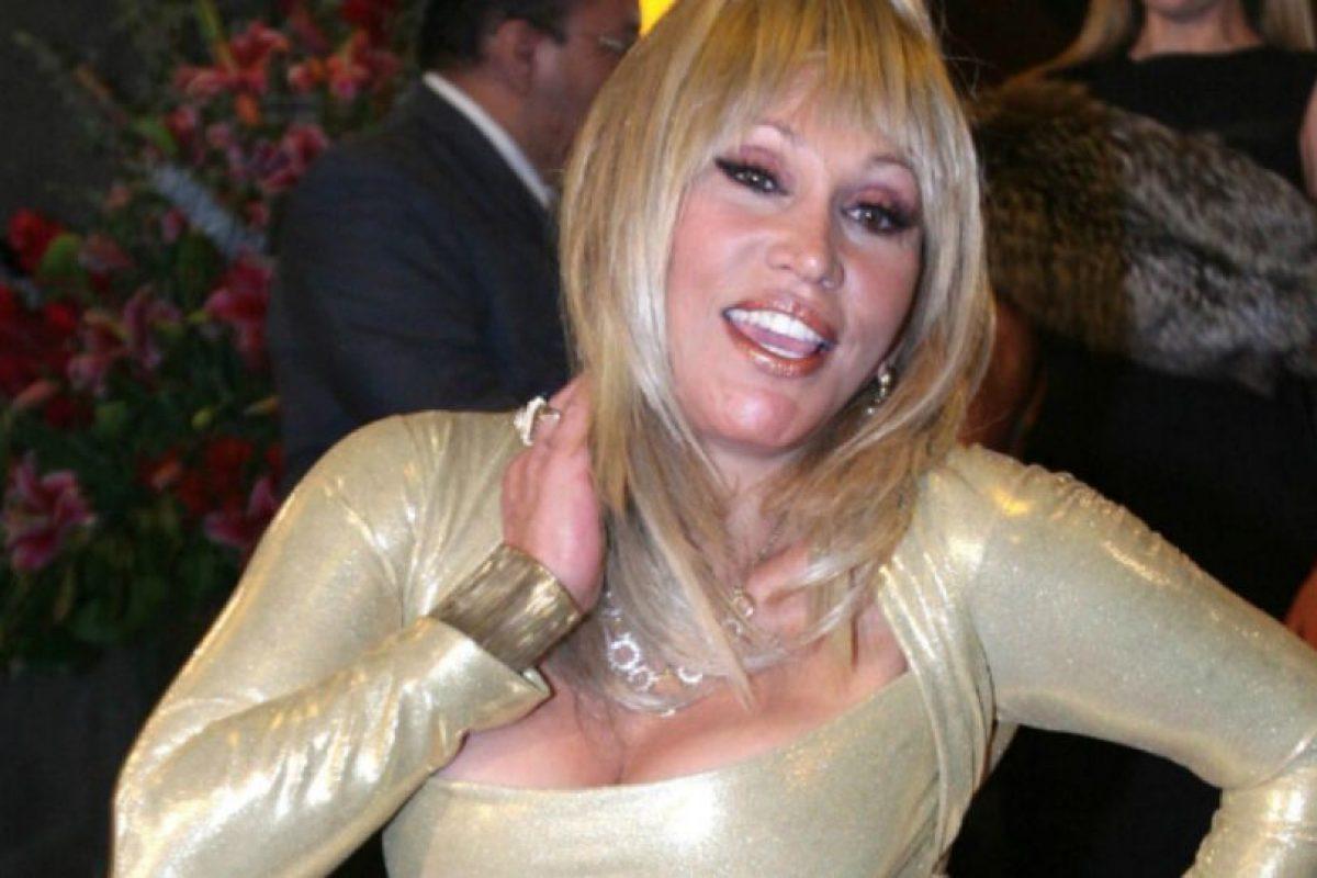 """De 2005 a 2006 tuvo un talk show llamado """"Señora León"""". Foto:vía Getty Images. Imagen Por:"""