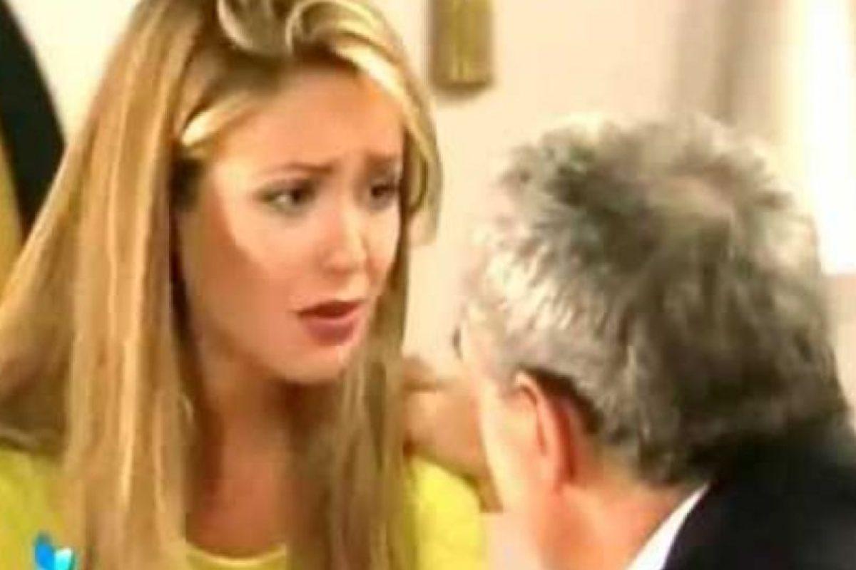 """Anahí era """"Jessica Duarte Jiménez"""". Foto:vía Televisa. Imagen Por:"""