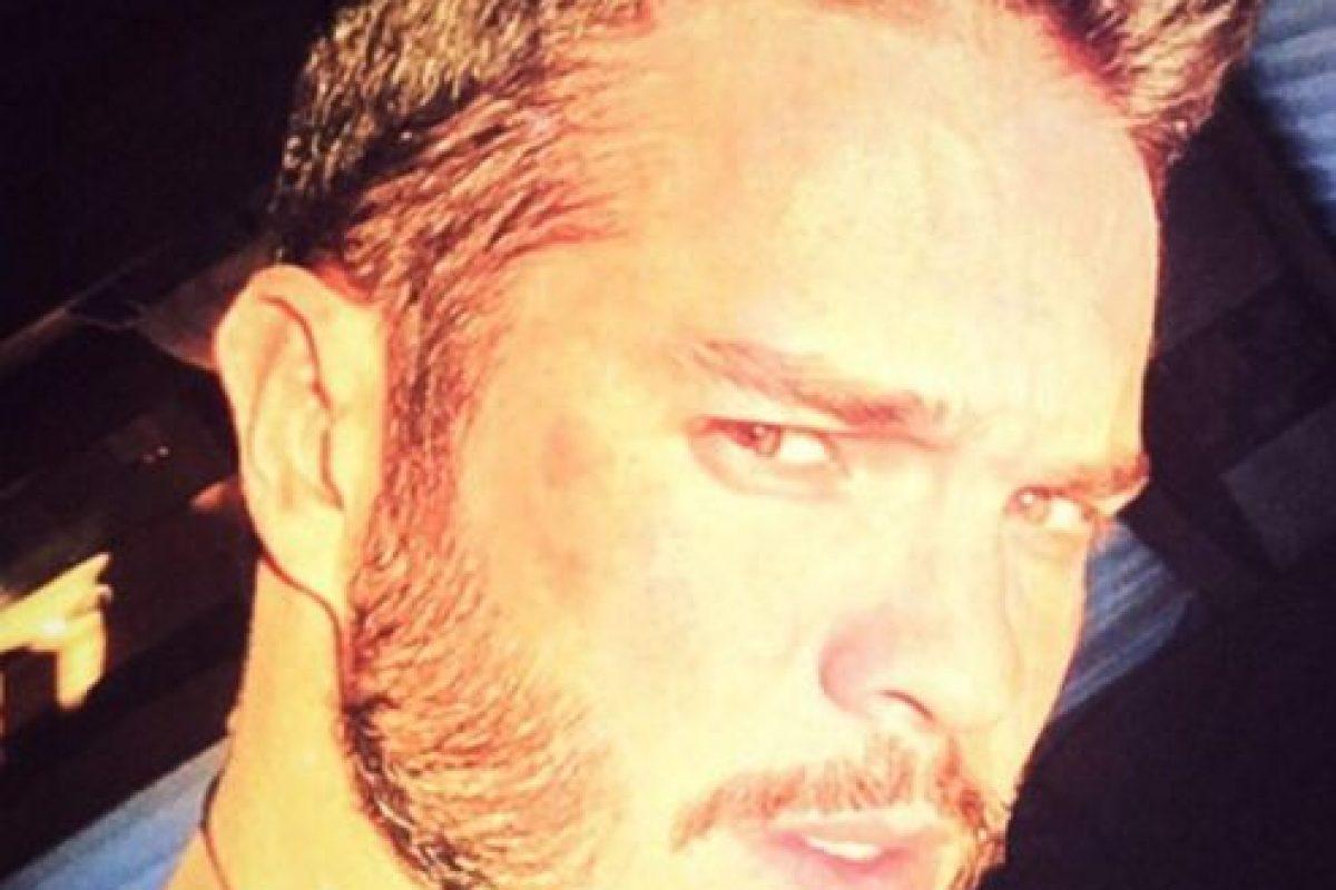 """También estuvo en la película """"Nomad"""" y en """"Gol"""", entre otros proyectos. Foto:vía Twitter. Imagen Por:"""