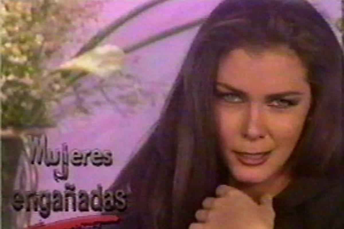 Ella era una esposa infiel y manipuladora. Foto:vía Televisa. Imagen Por: