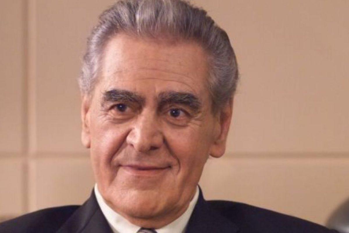 """Eric del Castillo era """"Jorge Martínez"""", influyente hombre que comete infidelidad con su asistente. Foto:vía Televisa. Imagen Por:"""