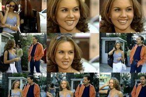 Supremamente religiosa, era el interés amoroso del personaje interpretado por Kuno Becker. Foto:vía Televisa. Imagen Por: