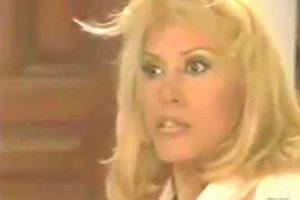 """Laura León era """"Yolanda Jiménez"""". Foto:vía Televisa. Imagen Por:"""