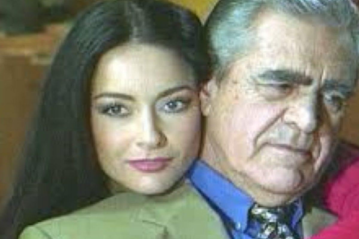 """Susana Gonzalez era """"Yvette"""", la asistente de """"Jorge"""". Foto:vía Televisa. Imagen Por:"""