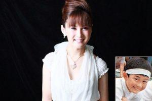 8. Patricia Araujo es una celebridad en la TV japonesa, sin embargo, ella también es transexual. Foto:Weibo. Imagen Por: