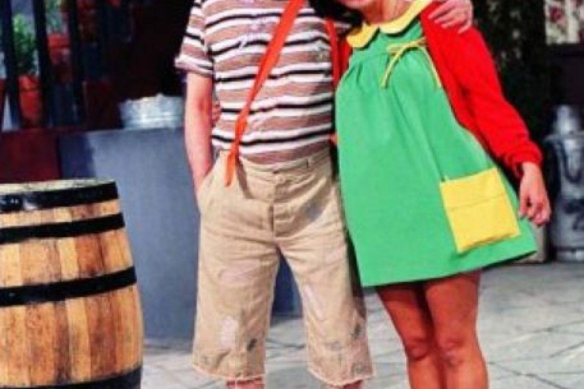 También tuvo problemas legales con Chespirito por interpretar al personaje. Foto:vía Televisa. Imagen Por: