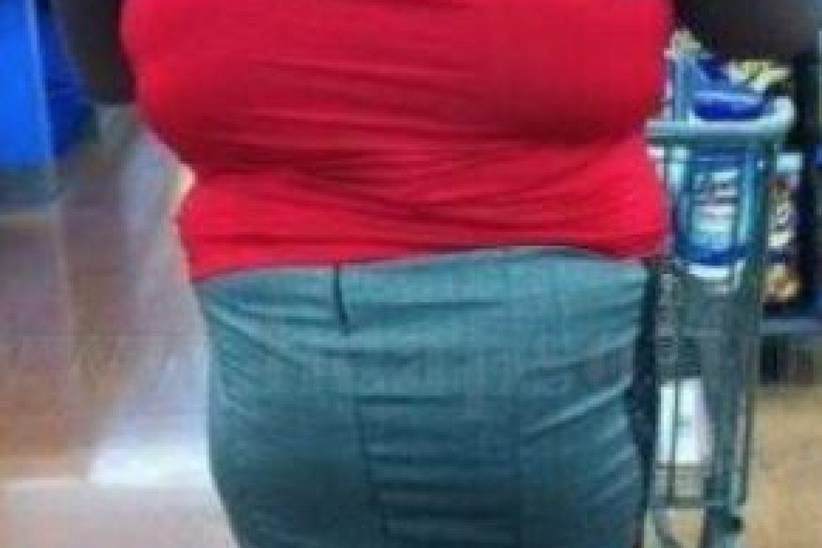 En el mercado plus size hay tallas incluso para las mujeres más grandes. Foto:vía FashionFail.com. Imagen Por: