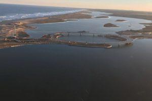 Se cree que esta construcción afectará el ecosistema de la Laguna Garzón esto debido a que se estima que por el puente pasarán unos mil vehículos por día. Foto:Vía rvapc.com/blog. Imagen Por:
