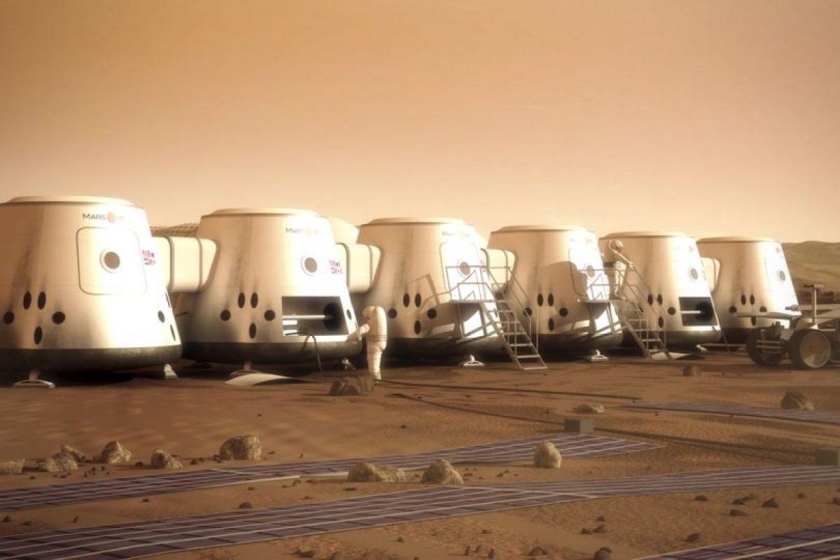 Una nueva tripulación de cuatro personas partirá cada dos años. Foto:Vía facebook.com/MarsOneProject. Imagen Por: