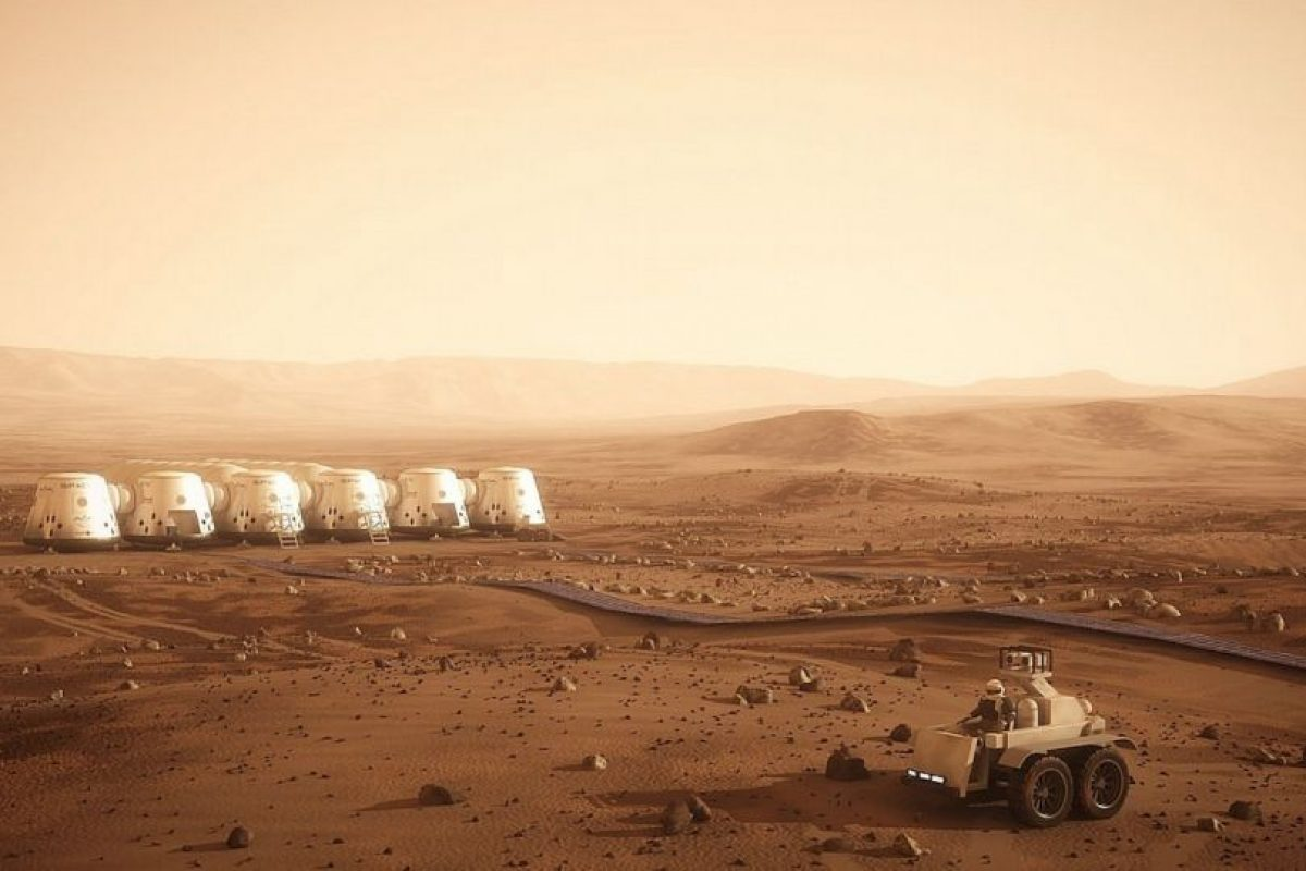 El objetivo de la misión Mars One es crear un asentamiento humano permanente en Marte a partir de 2027. Foto:Vía facebook.com/MarsOneProject. Imagen Por: