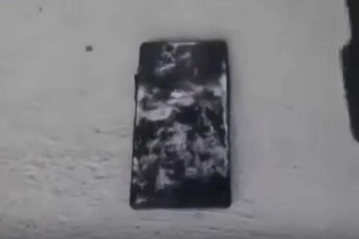 Sony Xperia Z3 Foto:New Brand Mobiles / YouTube. Imagen Por: