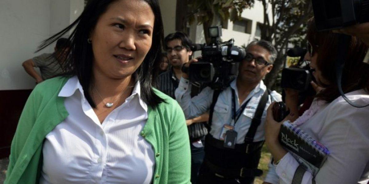 Perú: investigan partido de hija de Fujimori por lavado de activos
