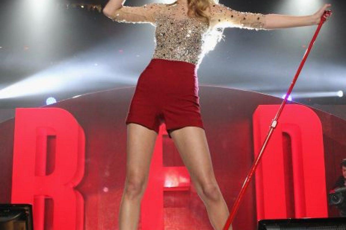 """Taylor Swift ha tenido varias estrellas invitadas durante su gira """"1989"""" Foto:Getty Images. Imagen Por:"""