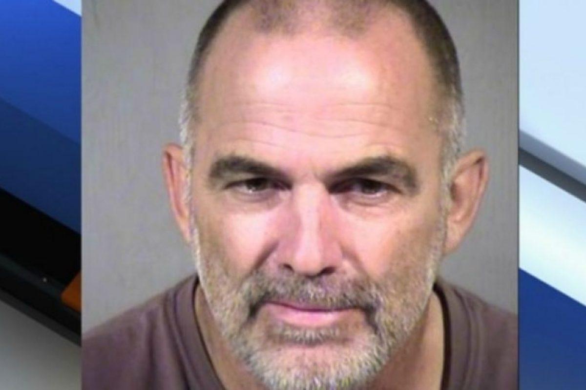 Paul Rater fue arrestado y acusado de abandono de menores. Foto:Reproducción. Imagen Por:
