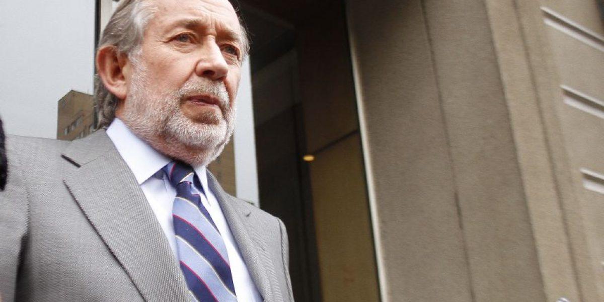 Caso Penta: Fiscalía ingresa solicitud para juicio abreviado a Jovino Novoa