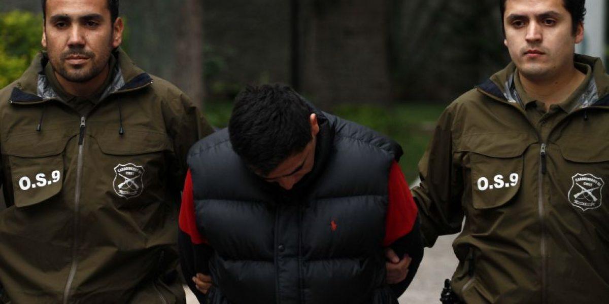 Detienen a integrante de banda que atemorizaba a habitantes del sector oriente de Santiago