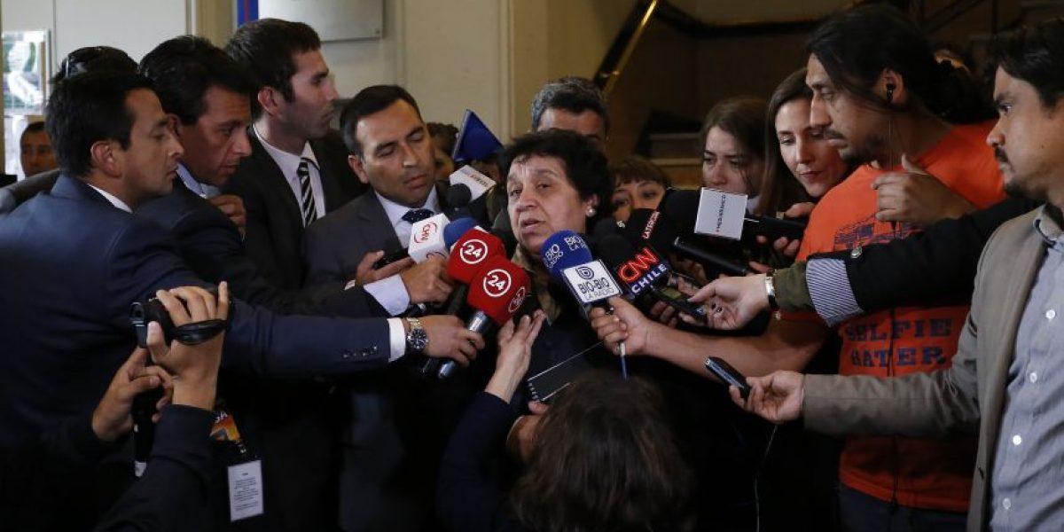 Nelly Díaz y conversaciones con el Gobierno: