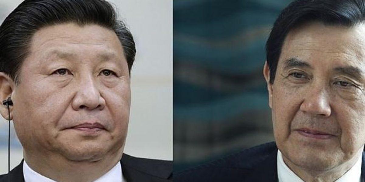 Encuentro histórico: Taiwán y China se reúnen después de 66 años