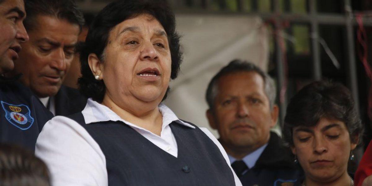 Nelly Díaz confirma que sigue paro: