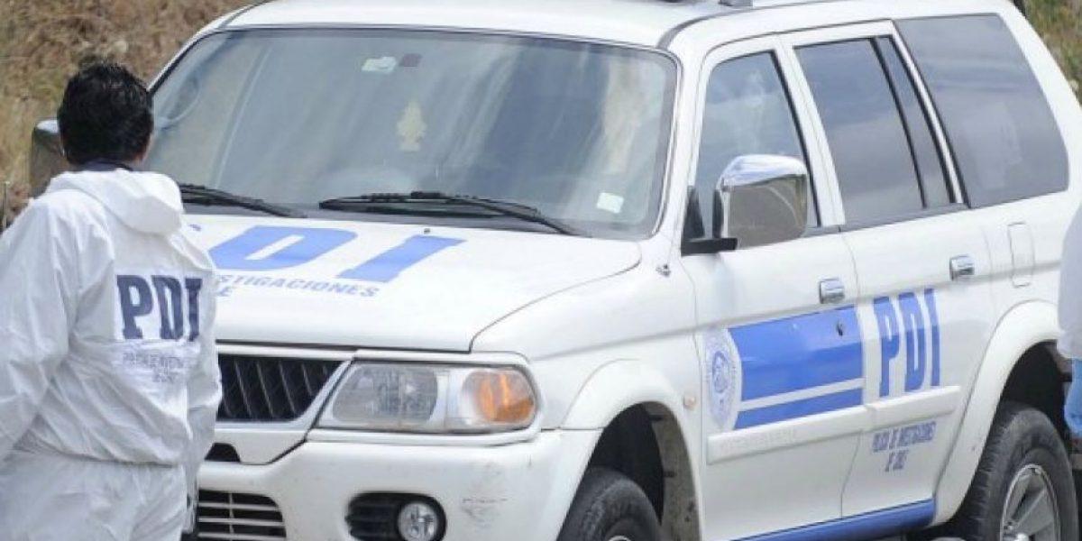 Nuevo femicidio queda al descubierto al interior de una vivienda en Maipú