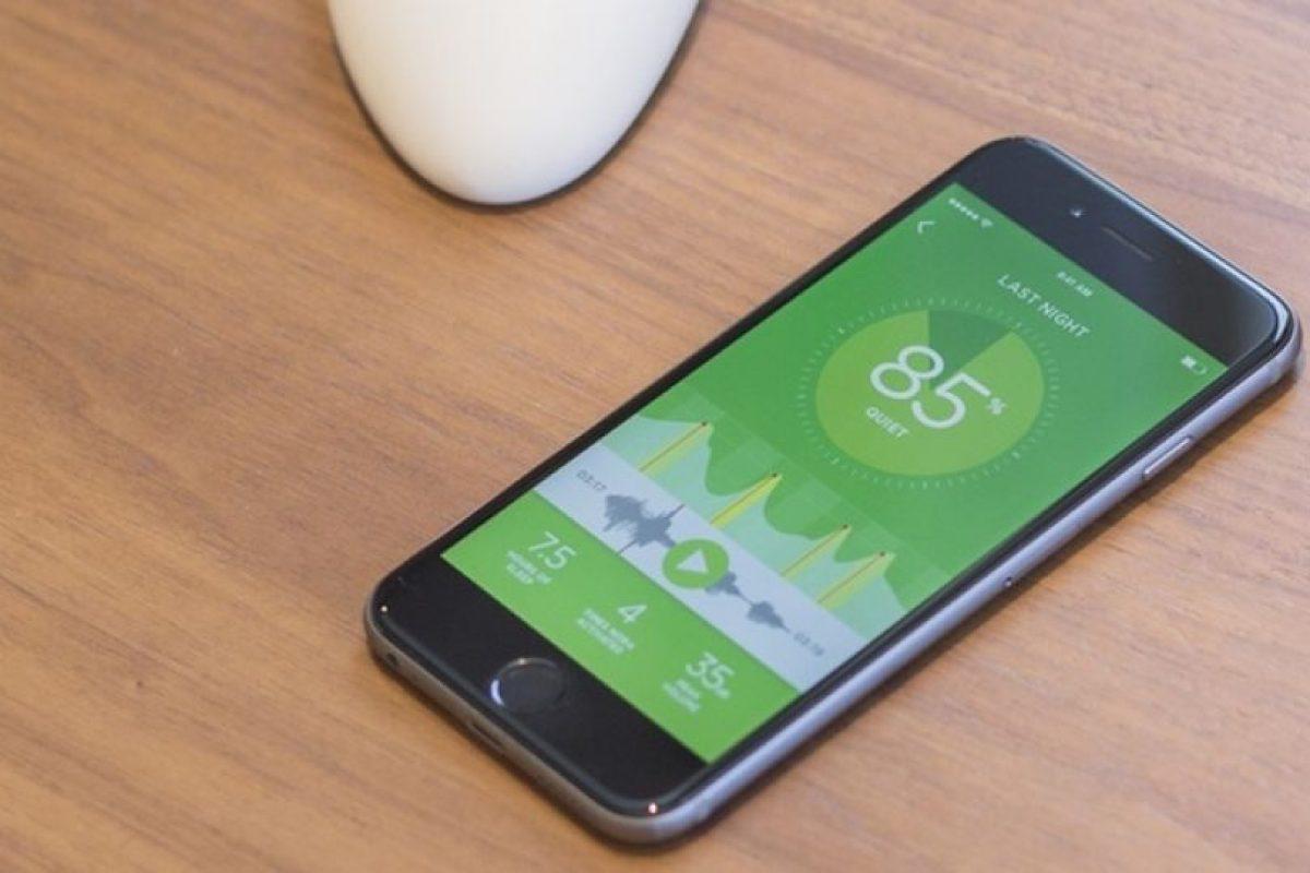 Y funciona en conjunto con una app. Foto: Smart Nora Inc.. Imagen Por: