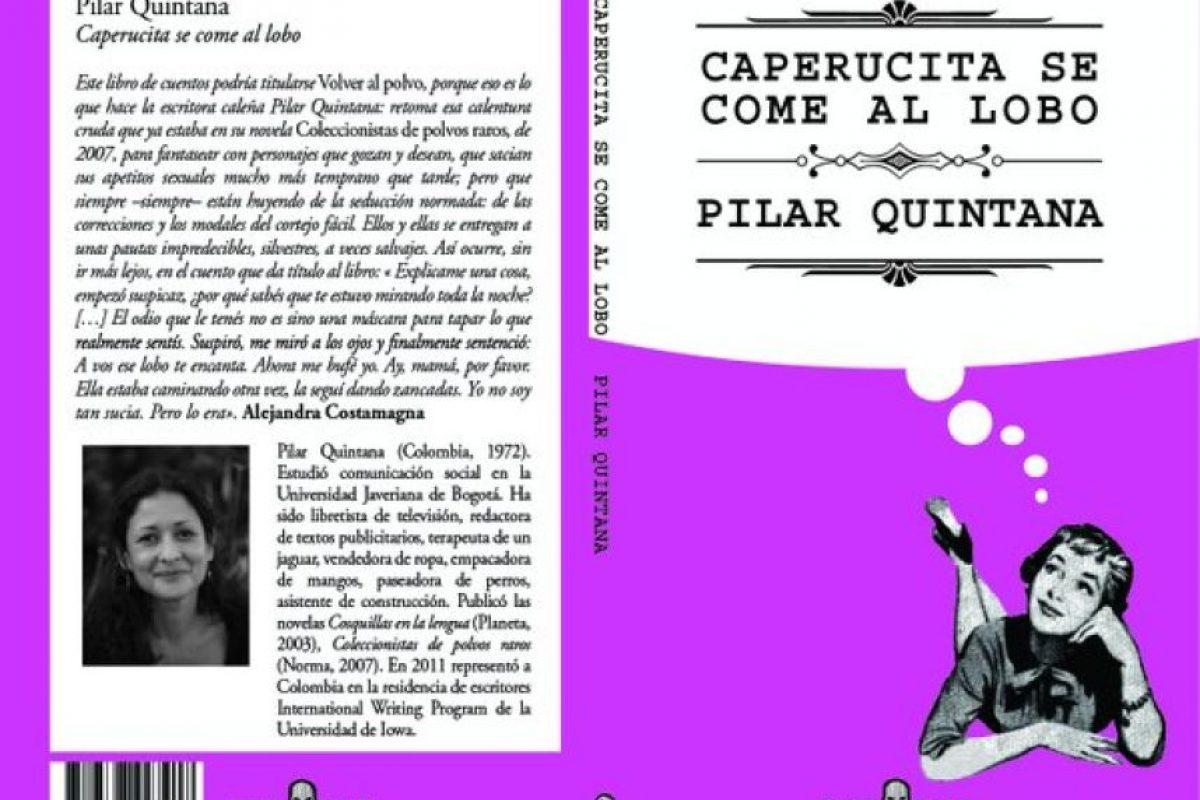 Pilar Quintana Foto:Reproducción. Imagen Por:
