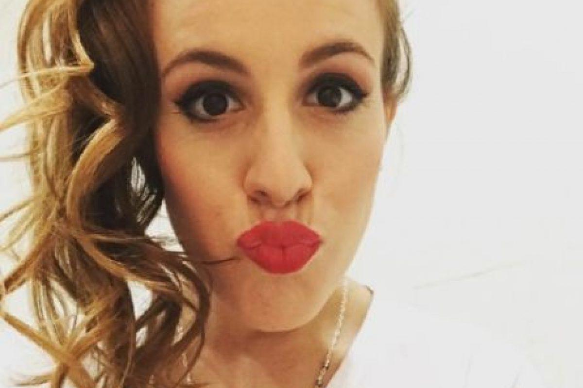 """Ahora ya no luce como la adorable """"Patito"""" que soñaba con ser un gran cantante. Foto:vía instagram.com/laura_esquivel. Imagen Por:"""