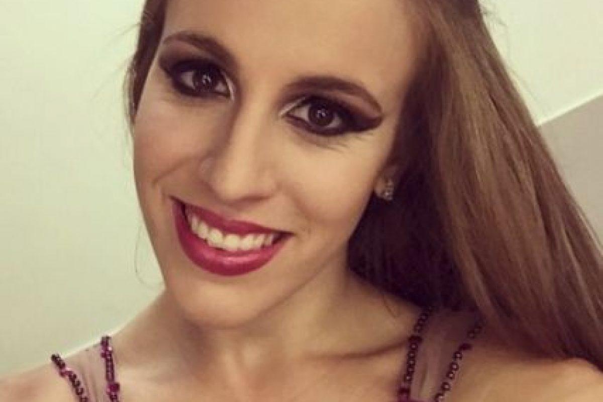"""Y semana con semana demuestra su talento en el show """"Tu Cara me Suena"""". Foto:vía instagram.com/laura_esquivel. Imagen Por:"""