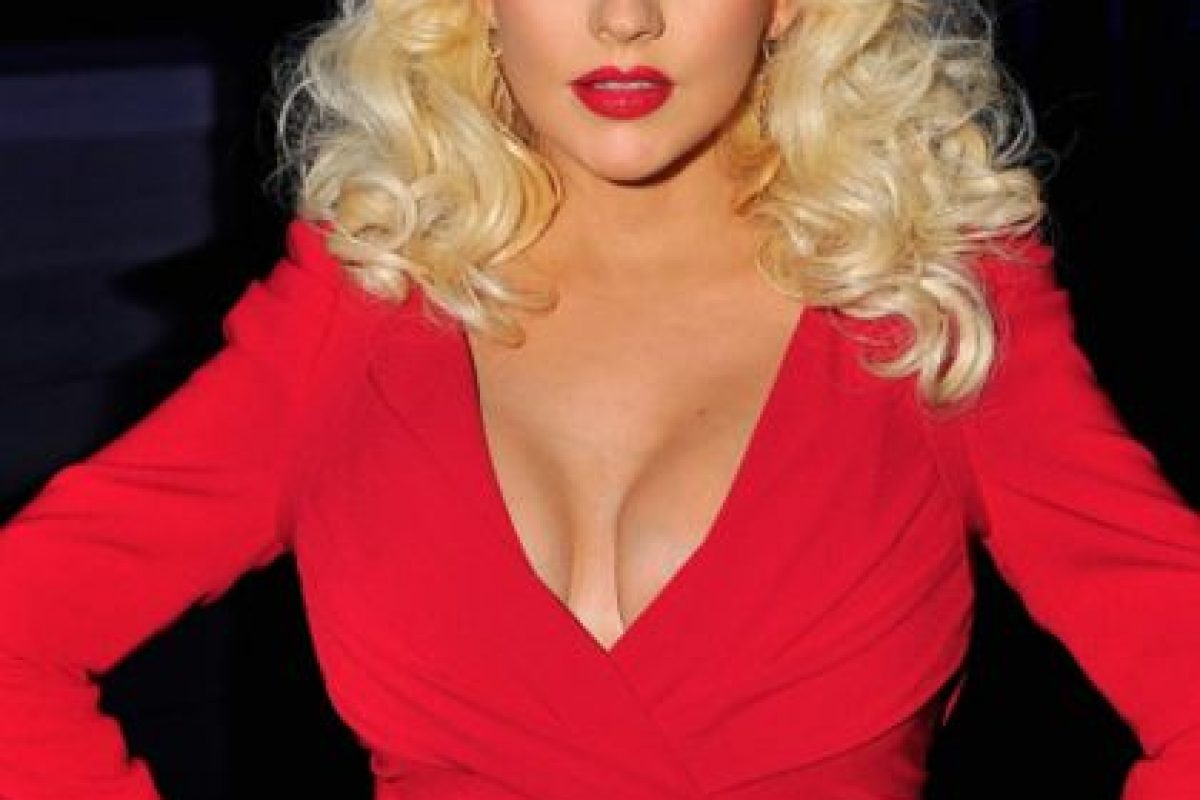 Christina Aguilera Foto: Getty Images. Imagen Por: