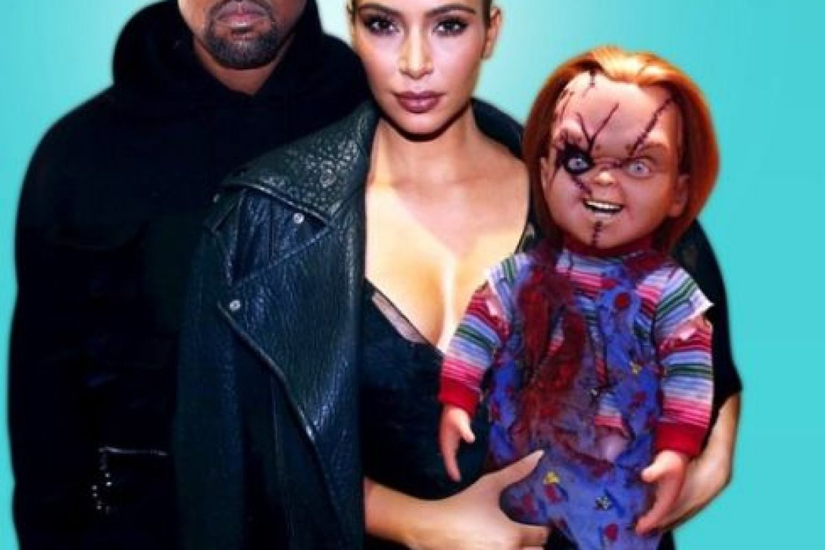 La vida Kim y Kanye West. Foto:vía instagram.com/sainthoax. Imagen Por:
