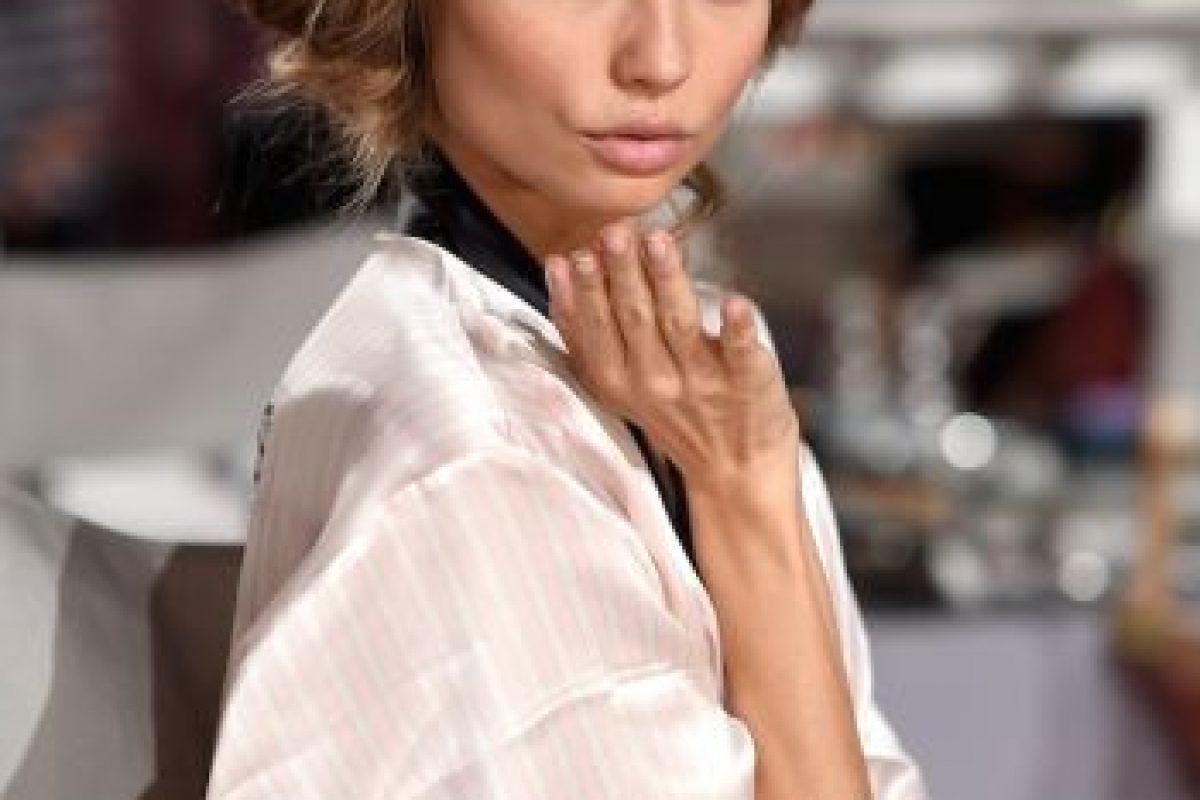 Así luce sin maquillaje Foto:Getty Images. Imagen Por: