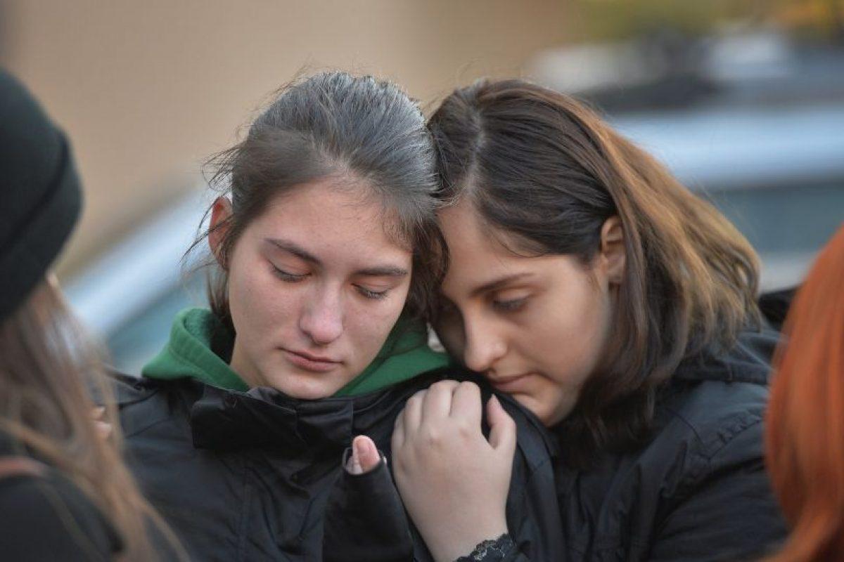La cual fue insuficiente para los cientos de personas que fueron. Foto:AFP. Imagen Por: