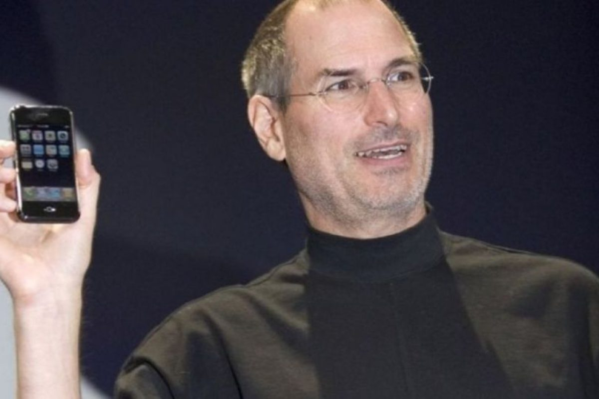 iPhone (2007). Foto:Getty Images. Imagen Por: