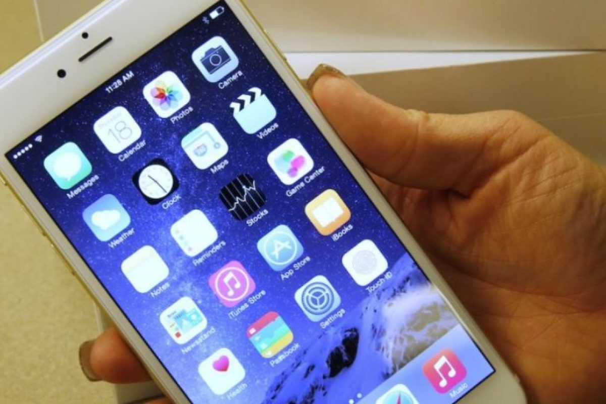 iPhone 6 Plus (2014). Foto:Getty Images. Imagen Por: