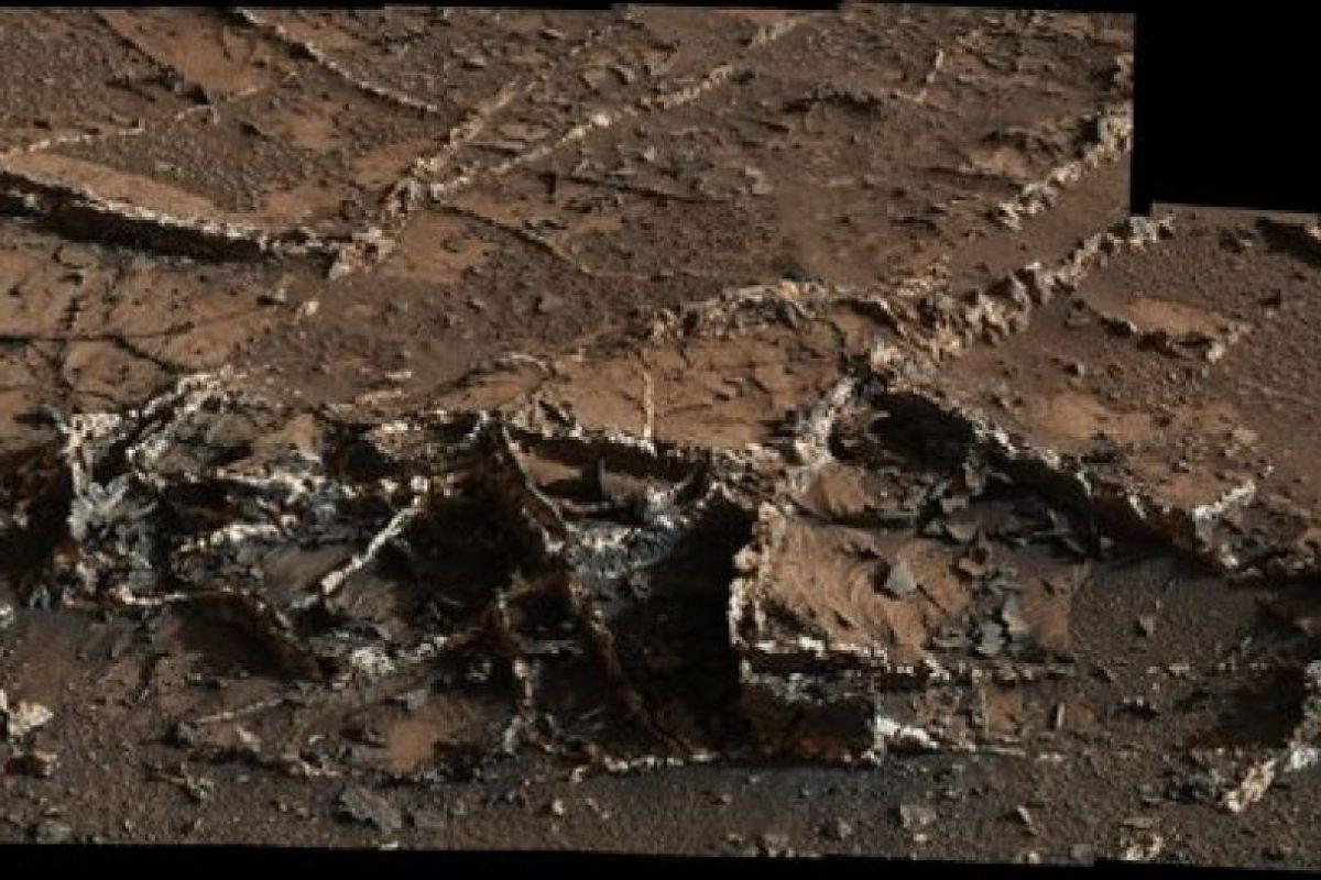 Se cumplirán cuatro años de su lanzamiento en este mes Foto:Twitter.com/MarsCuriosity. Imagen Por: