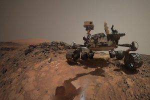 Su nombre completo es Mars Science Laboratory Foto:Twitter.com/MarsCuriosity. Imagen Por: