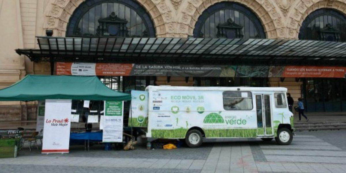 Nueva versión de Feria Verde trae distintos productos, talleres y descuentos.