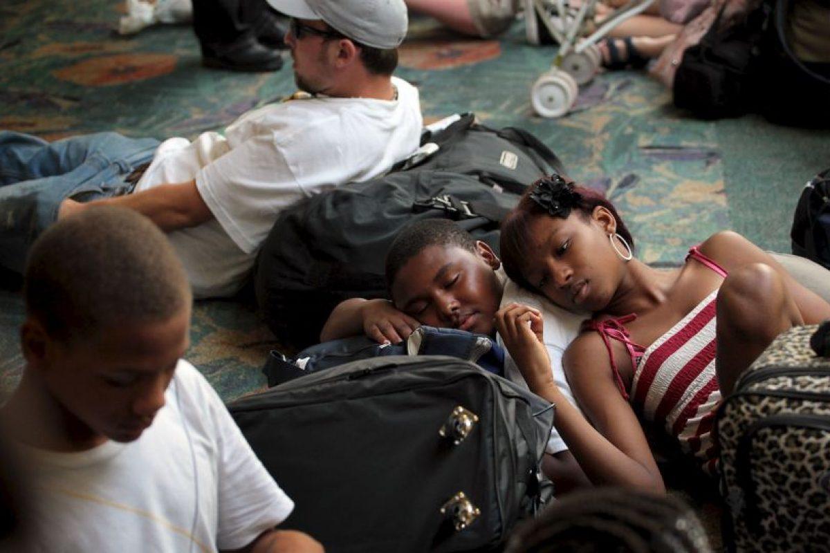 Según los testigos, todo comenzó con una disputa sobre un asiento Foto:Getty Images. Imagen Por: