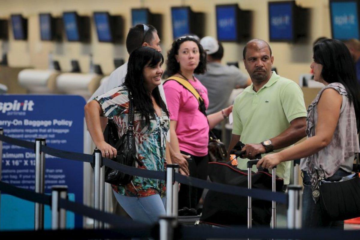La aerolínea estadounidense no dio ninguna declaración. Foto:Getty Images. Imagen Por: